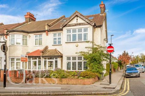 Bingham Road, Addiscombe. 4 bedroom end of terrace house for sale