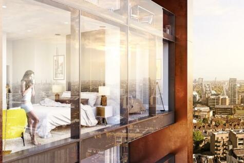 20 Buckhold Road, London, SW18 4WW. 3 bedroom penthouse for sale
