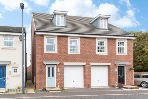 Normandy Drive, Yate. 3 bedroom semi-detached house for sale