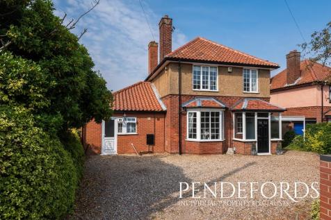 Cromer Road, Norwich, Norfolk. 4 bedroom detached house for sale