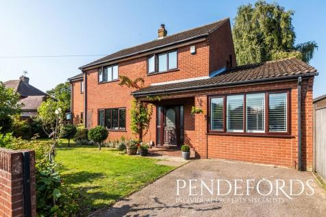 Aylesbury Close, Norwich, Norfolk, NR3. 4 bedroom detached house for sale