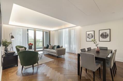 Belvedere Gardens, Belvedere Road, Southbank, London, SE1. 2 bedroom flat