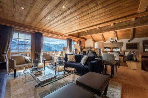 Ivouette, Chemin de Medieres, Verbier. 4 bedroom penthouse for sale