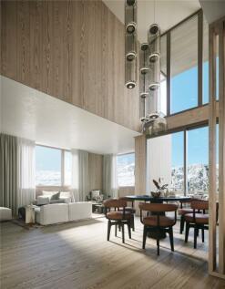 Altera, Andermatt, Switzerland. Penthouse for sale