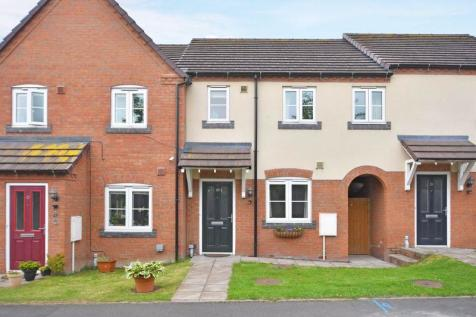 49 Audley Park, Newport, Shropshire. TF10 7GH. 3 bedroom terraced house