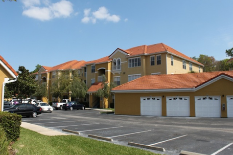 Tampa, Hillsborough County, Florida. 1 bedroom apartment for sale
