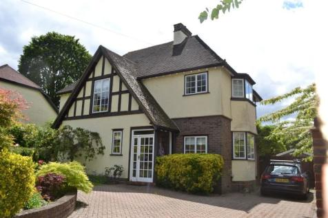 Tangier Road, Guildford. 3 bedroom detached house