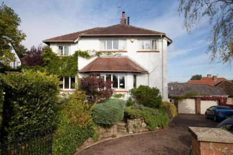 Shady Bower, Salisbury. 4 bedroom detached house for sale