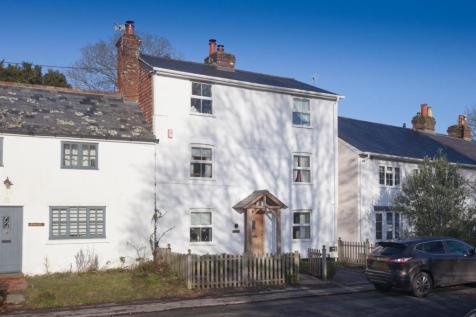The Green, Laverstock. 4 bedroom terraced house for sale