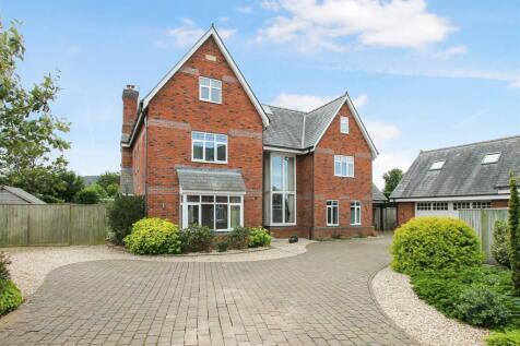 Moorend Park Road, Leckhampton, Cheltenham. 6 bedroom detached house for sale