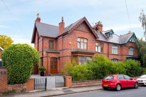 St. Stephens Road, Cheltenham. 5 bedroom semi-detached house for sale