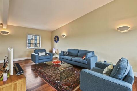 Sunlight Square, London, E2. 2 bedroom penthouse for sale