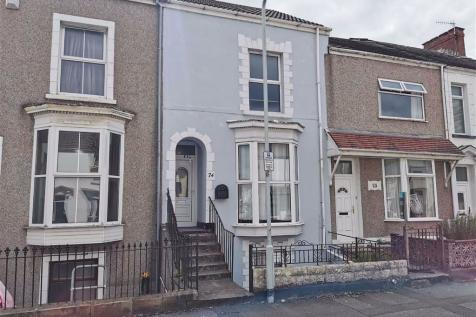St Helens Avenue, Brynmill. 3 bedroom terraced house for sale