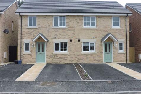 Brunel Wood, Upper Bank, Pentrechwyth. 3 bedroom semi-detached house for sale