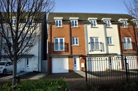 Pottery Street, Swansea. 3 bedroom end of terrace house for sale