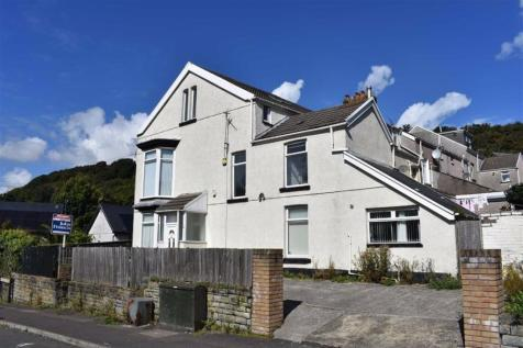 Rose Hill, Swansea. 7 bedroom end of terrace house