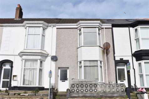 King Edwards Road, Brynmill. 5 bedroom terraced house for sale