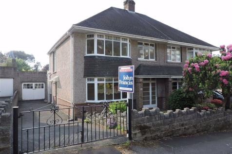 Ffynone Drive, Uplands. 3 bedroom semi-detached house for sale