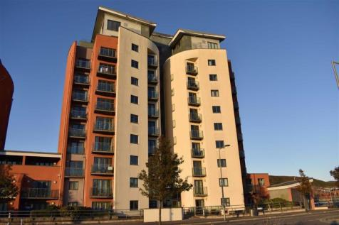 South Quay, Kings Road, Marina. 2 bedroom flat for sale
