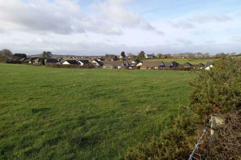 Dol Y Dderwen, Llangain, Carmarthen. Land for sale