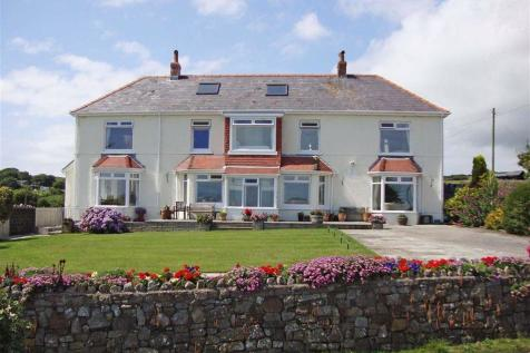 Overton Lane, Port Eynon. 7 bedroom detached house