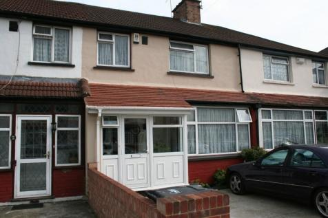 Cherry Avenue, Southall UB1. 3 bedroom terraced house for sale