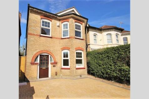 Poole Road, Branksome, BH12 1AW. 4 bedroom detached house