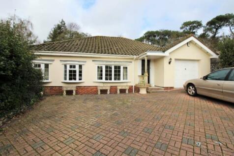 Branksome Wood Gardens, Bournemouth, BH2 6DD. 3 bedroom bungalow