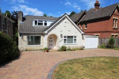 Prince Of Wales Road, Westbourne, BH4 9HF. 4 bedroom detached house