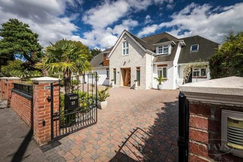 Huntly Road, Talbot Woods, Bournemouth, BH3. 5 bedroom detached house