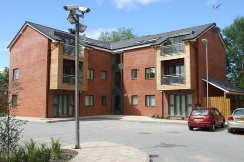 Bentley Place, Wrexham, LL13. 2 bedroom flat