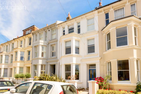 Walpole Terrace, Brighton, East Sussex, BN2. 4 bedroom terraced house for sale