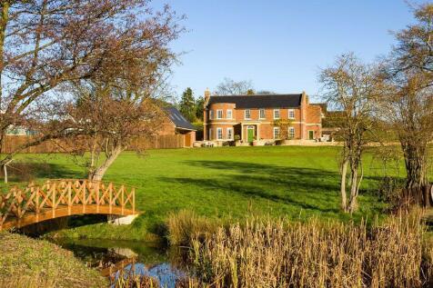 Mulberry House, Ryton, Dorrington, SY5. 5 bedroom detached house for sale
