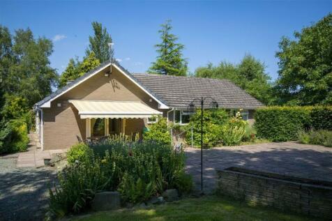 Criggion, Shrewsbury, SY5. 4 bedroom bungalow