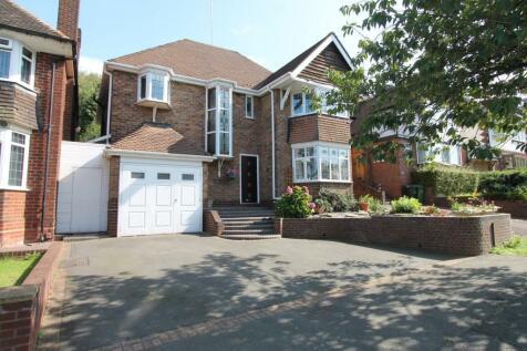 Gervase Drive, Dudley, DY1. 4 bedroom detached house for sale