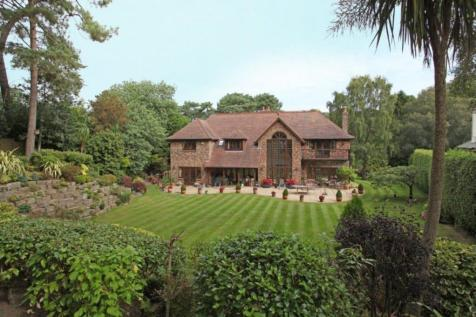 Bury Road, Branksome Park, BH13 7DG. 5 bedroom detached house for sale