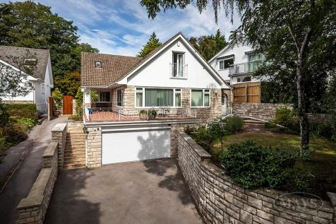 Munster Road, Lower Parkstone, BH14. 4 bedroom detached house