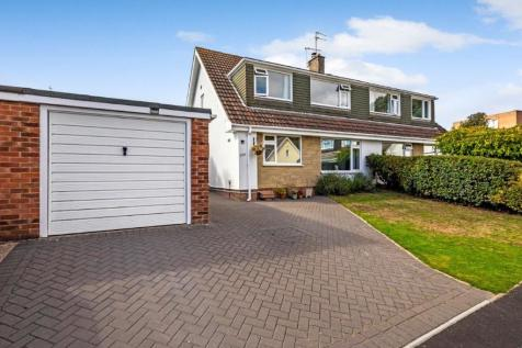 South Western Crescent, Poole, Dorset, BH14. 4 bedroom semi-detached house