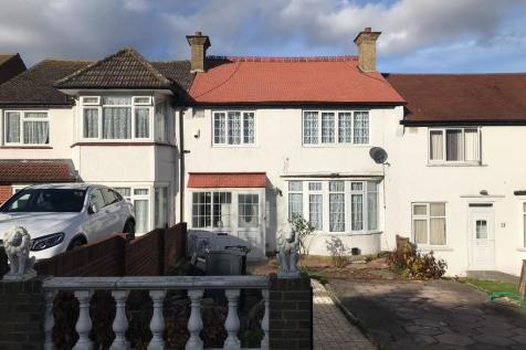 Pollards Hill North, London, SW16. 3 bedroom terraced house