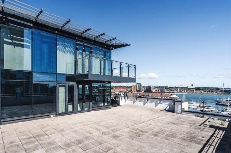 The Blake Building, Admirals Quay, Ocean Way. 2 bedroom apartment
