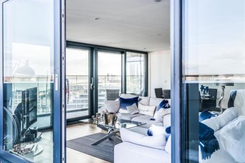 The Hawkins Tower, Ocean Way, Southampton. 3 bedroom apartment