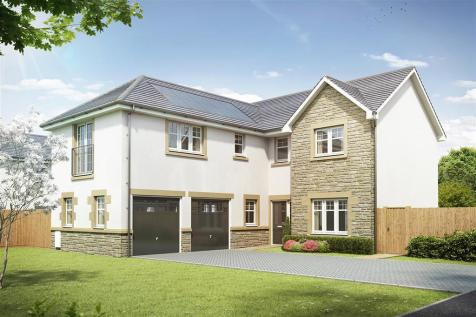 off Main Street, Barassie, Troon, South Ayrshire, KA10 7HP. 5 bedroom detached house for sale
