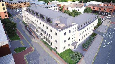 Dorchester Apartments, Stockport, SK1. 2 bedroom flat for sale
