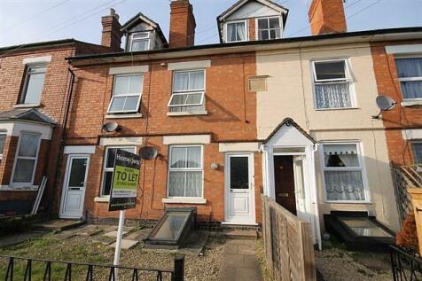 Grosvenor Walk, WR2 5BJ. Close to shops. 4 bedroom terraced house