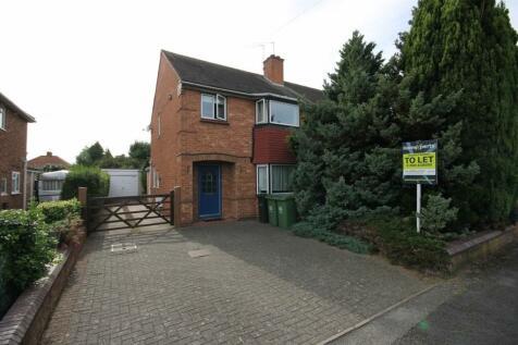 STUDENT HOUSE - Blenheim Road, Worcester WR2 5NQ. 5 bedroom semi-detached house
