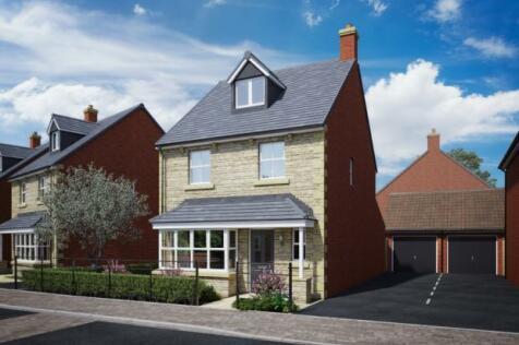 Bradley Road, Trowbridge, BA14. 4 bedroom detached house