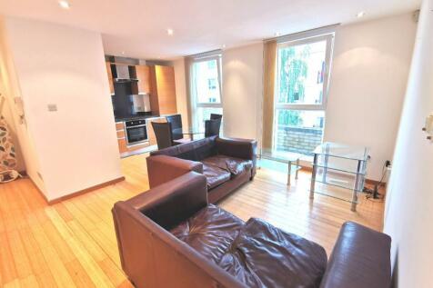 Westferry Road, London. 1 bedroom apartment