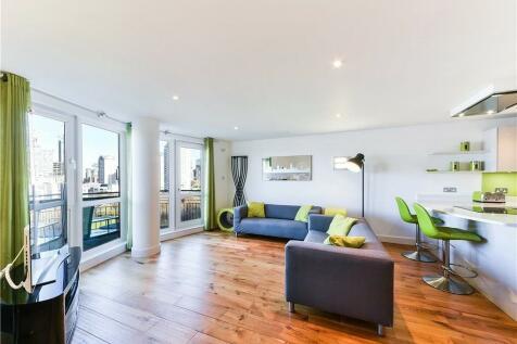 New Atlas Wharf. 3 bedroom apartment