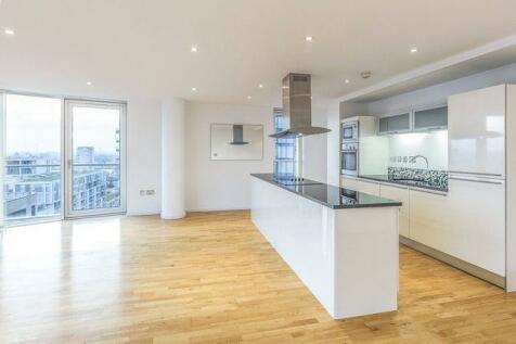 Flat , Ability Place, Millharbour, London. 2 bedroom apartment