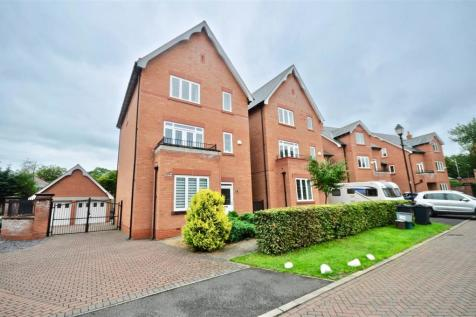 Gilwern Close, Off Abbots Park, Chester, Chester. 4 bedroom detached house